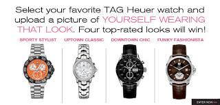 Enter the Lucky Style Spotter Contest