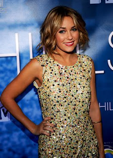 Lauren Conrad at The Hills Finale at Tavern on the Green
