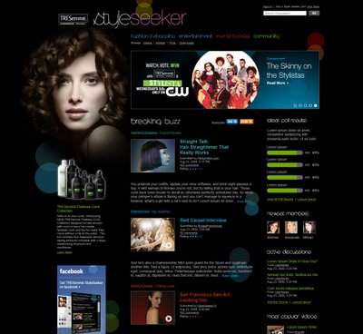 Seek Out StyleSeeker.com!