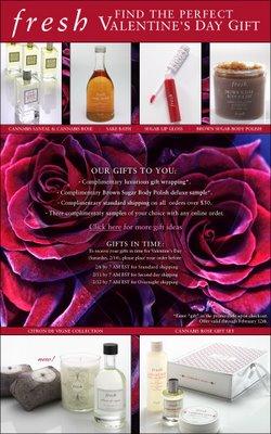 Fresh Valentine's Day Deal