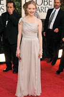 Golden Globes Beauty: Amanda Seyfried, Megan Fox, Isla Fischer, and Demi Moore
