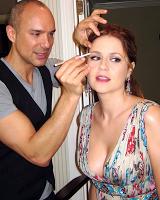 Jenna Fischer's Boho Look at The Golden Globes
