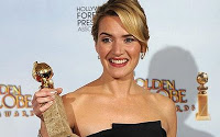 Golden Globes: Kate Winslet, Anne Hathaway, and Angelina Jolie