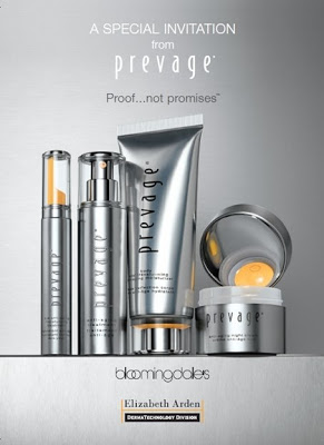 Learn about Elizabeth Arden PREVAGE at Bloomingdales in NYC