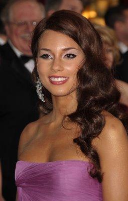 Oscars 2009 Beauty: Alicia Keys