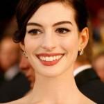 Oscars 2009 Beauty: Anne Hathaway
