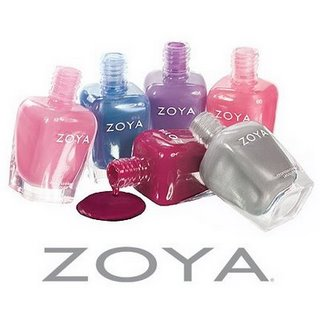 Zoya Nail Polish in Malia, You're My Exception.