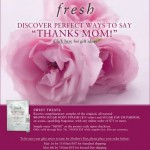 Mother's Day Deals on Fresh Products