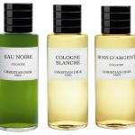 Michelle Trachtenberg Rocks Dior's Bois d'Argent Cologne
