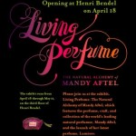 Living Perfume Event at Henri Bendel