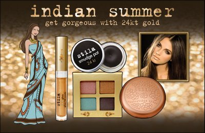 Stila Indian Summer Collection Now Available