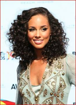 Get the Look: Alicia Keys at the BET Awards