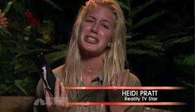 Spoiled Pretty on Heidi Montag Pratt's Dry Shampoo on I'm a Celebrity… Get Me Out Of Here!