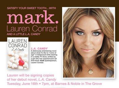 LA Readers: Meet Lauren Conrad!