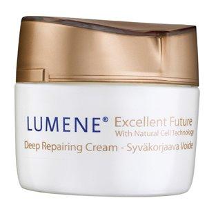 Giveaway: Win a Sneak Peek of Lumene Excellent Future Deep Repairing Cream and Serum