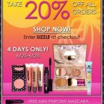 Too Faced Sizzling Summer Sale
