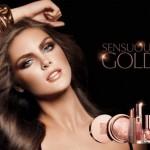 Estée Lauder Introduces Limited Edition Sensuous Gold Collection