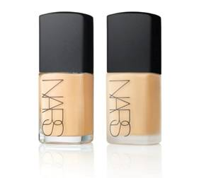 New From NARS: Sheer Matte and Sheer Glow Foundation