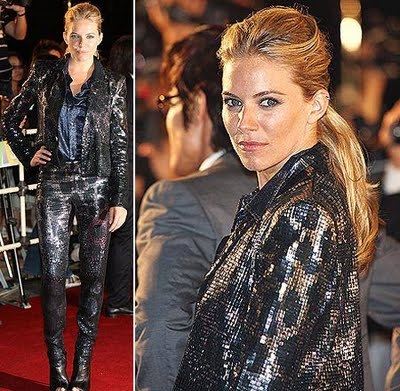 Get The Look: Sienna Miller at the G.I. Joe: The Rise of Cobra Premiere in Tokyo