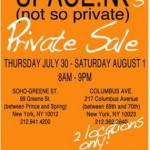"""Space.NK """"Not so Private"""" Sale"""