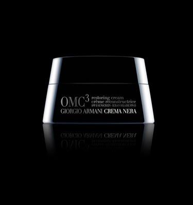 Giorgio Armani Beauty Introduces Crema Nera OMC³