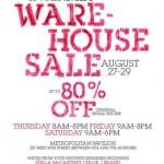 Intermix Warehouse Sale