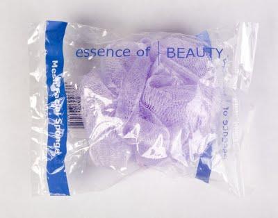 CVS/Pharmacy Essence of Beauty Body Mesh Sponge