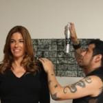 Stars Take Advantage of the Byron & Tracey Redken Beauty Bar