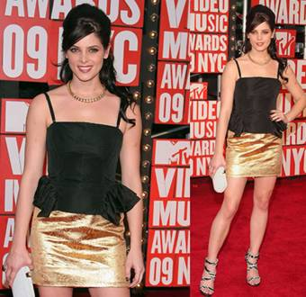 Get The Look: Ashley Greene At The 2009 MTV Video Music Awards