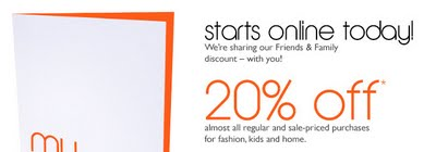 Bloomingdale's Friends & Family Discount Code