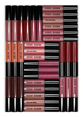 New From Bobbi Brown: Rich Color Gloss