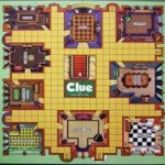 Board Game-Inspired Beauty: Clue