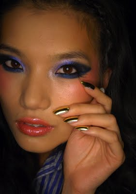 CND Report: The Nail Concepts of Fashion Week