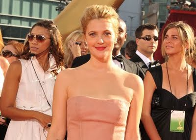 Primetime Emmys 2009: Drew Barrymore