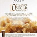 Free Fresh Brown Sugar Body Lotion!