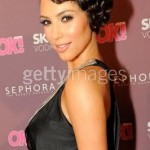 Get The Look: Kim Kardashian at Her OK! Magazine Party