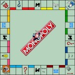 Board Game-Inspired Beauty: Monopoly