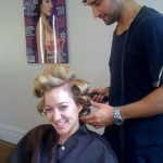 Blowout and Gloss at Ted Gibson