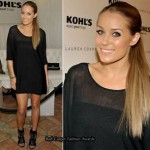 Get The Look: Lauren Conrad at the LC Lauren Conrad for Kohl's Launch