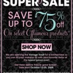 Too Faced Cosmetics' Vintage Super Sale