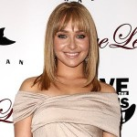 Hayden Panettiere Gets Bangs
