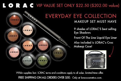Snag A LORAC VIP Value Set For Only $22.50
