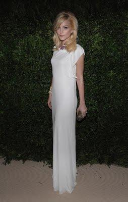 Jessica Stam's Makeup at the CFDA/Vogue Fashion Fund Awards