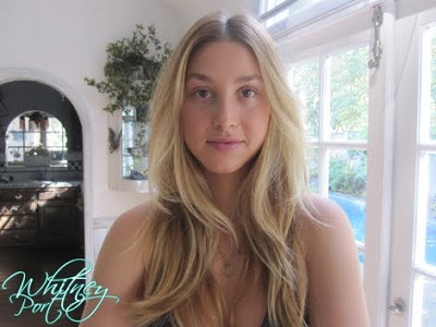 Whitney Port's Makeup: The Five Minute Face