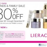 Lierac Cyber Monday Sale