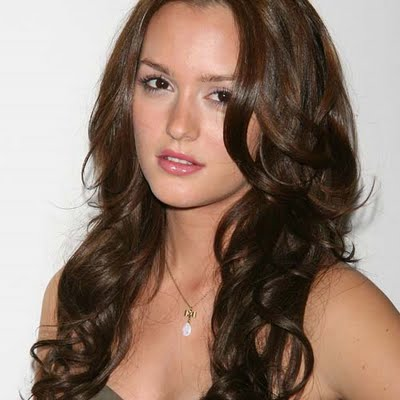 Leighton Meester's Makeup Faves