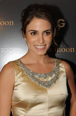 Nikki Reed's Makeup At The New York Premiere of New Moon