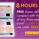 Stila Deal: Get a Free Refillable Compact Until 5PM PST Today!