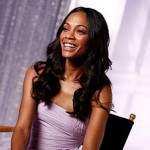 Zoe Saldana Partners With Avon To Launch Fragrance, Eternal Magic