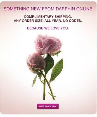 Free Shipping on Darphin